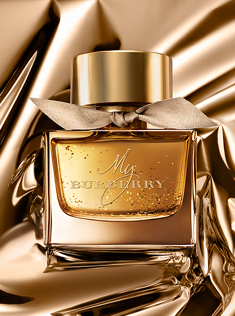 My Burberry Gold Limitted