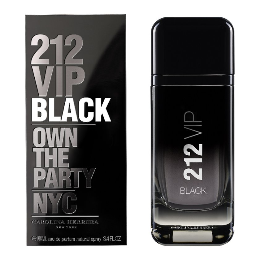 212 VIP Black For Men