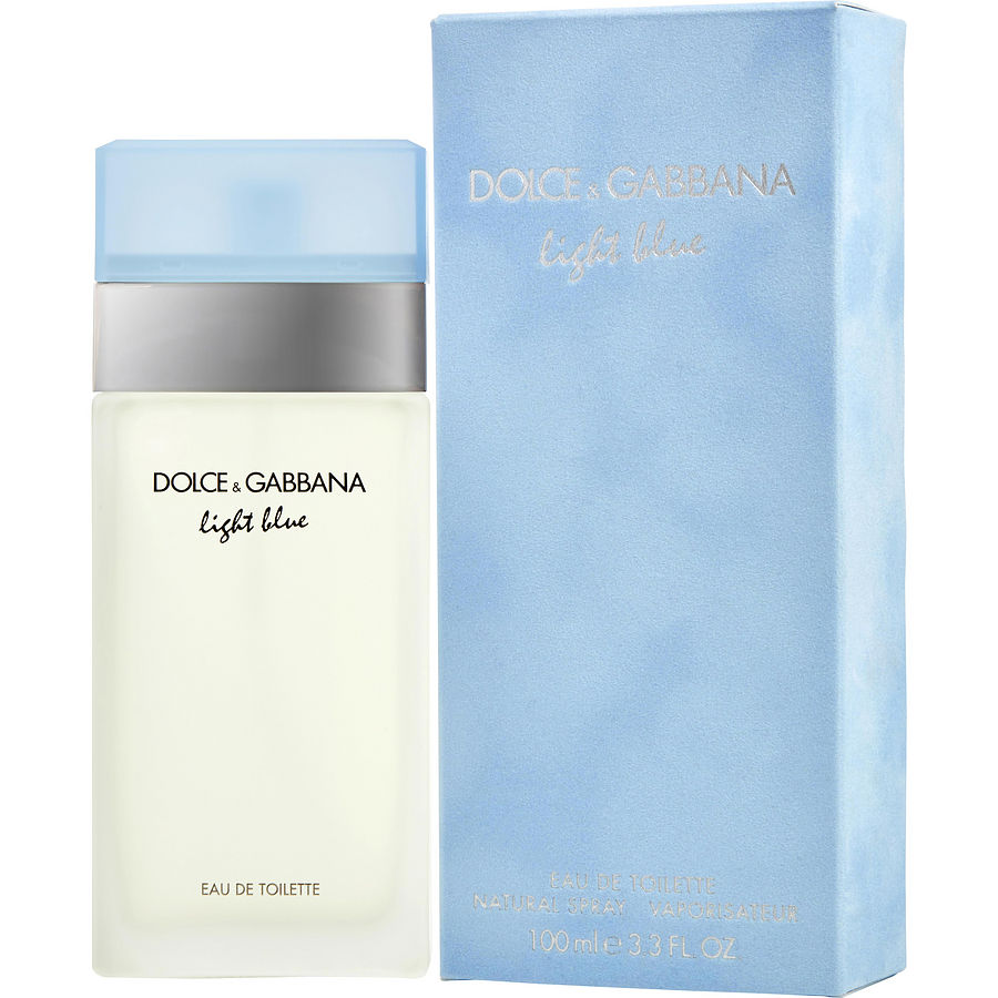 D&G Light Blue For Woman