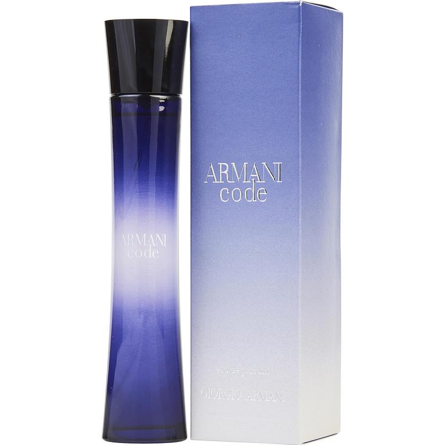 Giorgio Armani Code Pour Femme