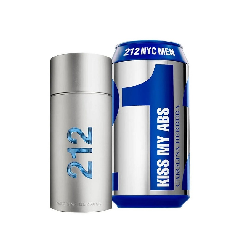 212 Men NYC No pain no gain EDT