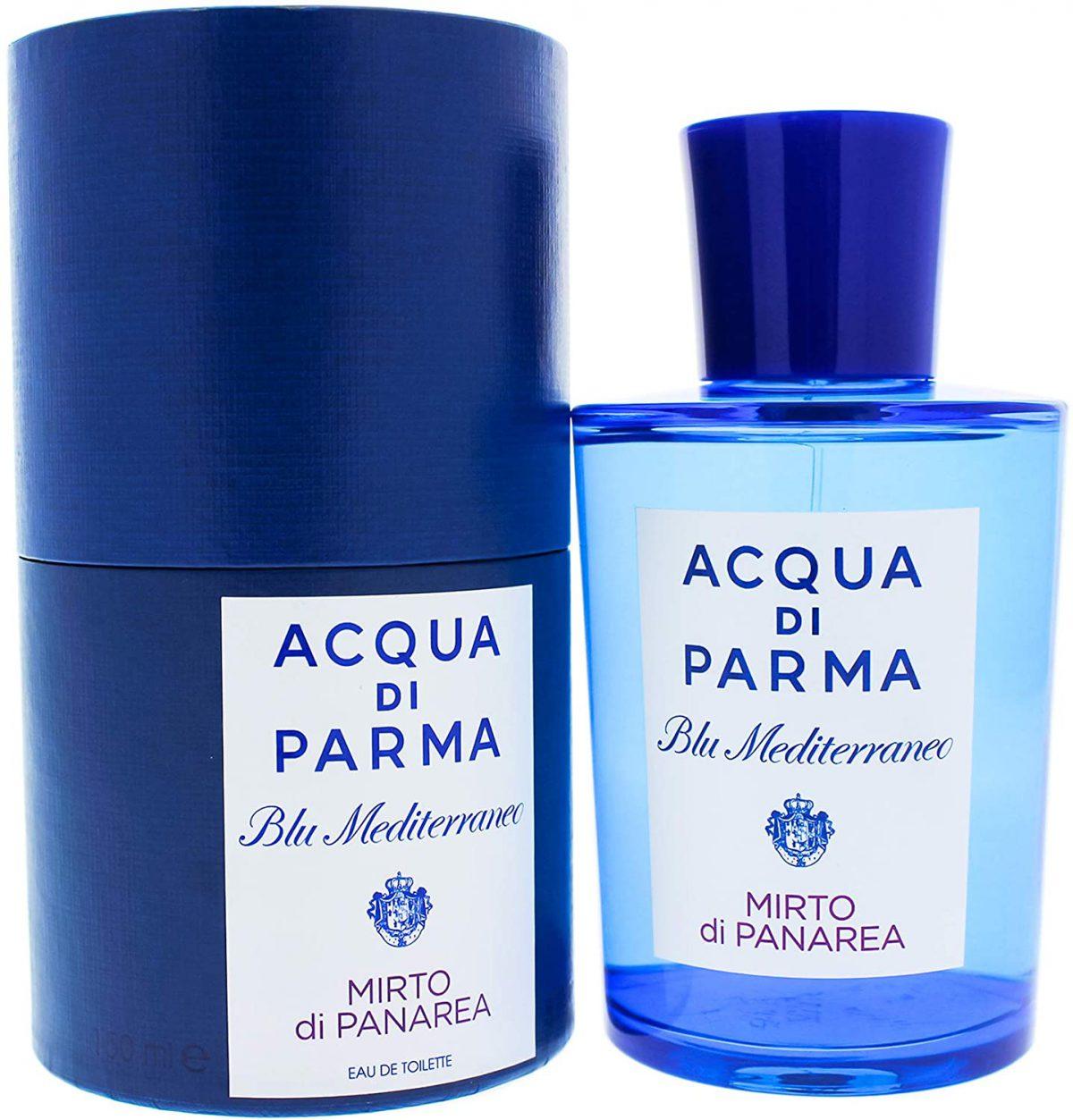 ACQUA DI PARMA BLUE MEDITERRANEO – MIRTO DI PANAREA