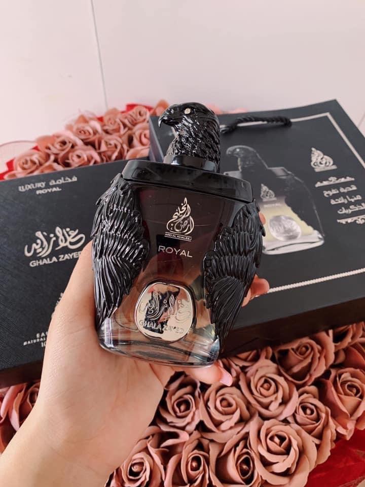 Ghala Zayed Royal Luxury – Nước hoa đại bàng đen