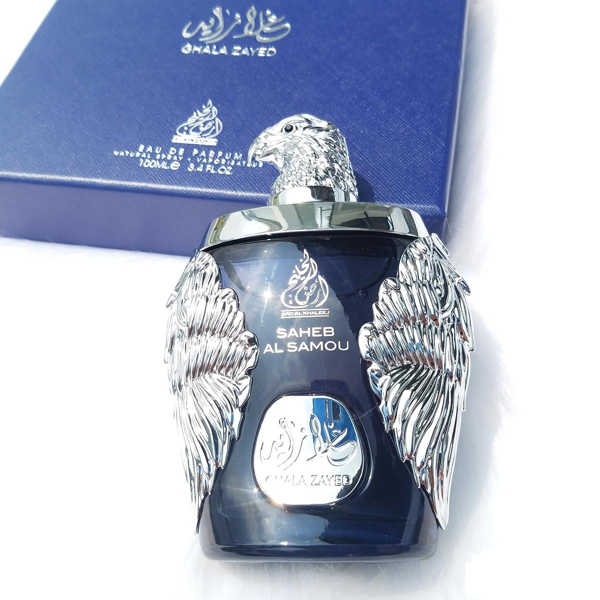 Ghala Zayed Saheb Al Samou Luxury – Nước hoa đại bàng xanh