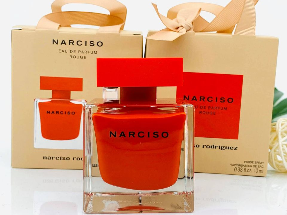 Set Narciso đỏ