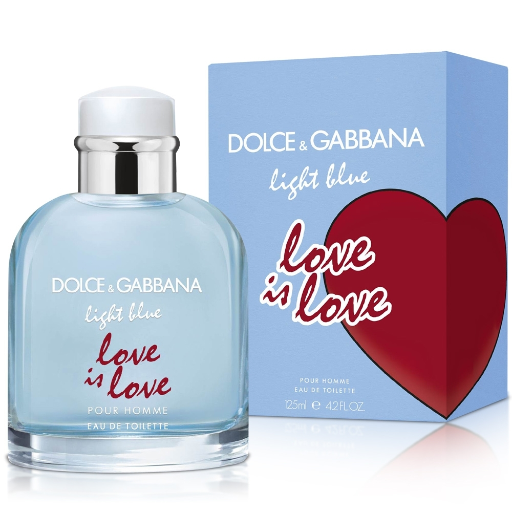 Dolce & Gabbana Light Blue Love Is Love Pour Homme