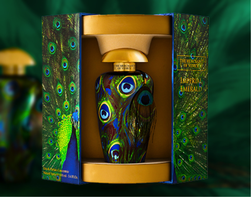 The Merchant of Venice Imperial Emerald 100ml