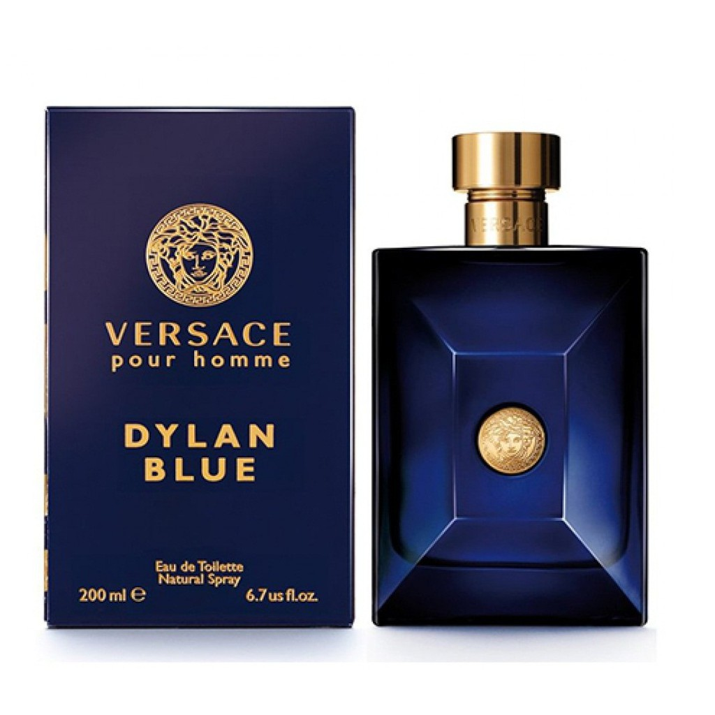 VERSACE POUR HOMME DYLAN BLUE 200ml
